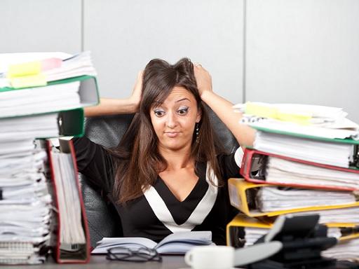 fontos idejében felismerni a stresszt