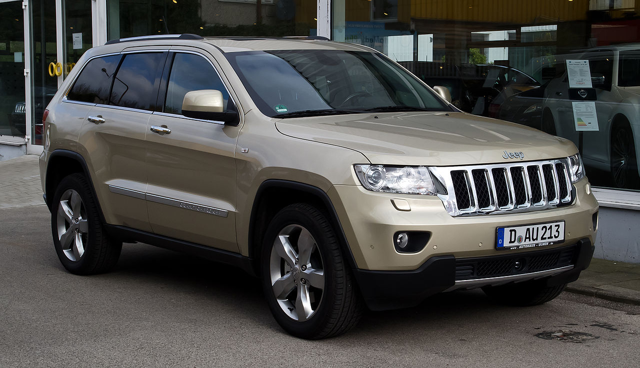 Grand Cherokee Jeep (fotó: Wikipedia)