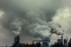 externália, gyár, ipar, ipari termelés, környezetszennyezés, környezetterhelés, ökológiai lábnyom, zöld gazdaság