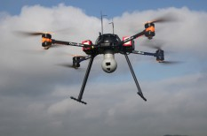 drón, marketing, reklám, uber