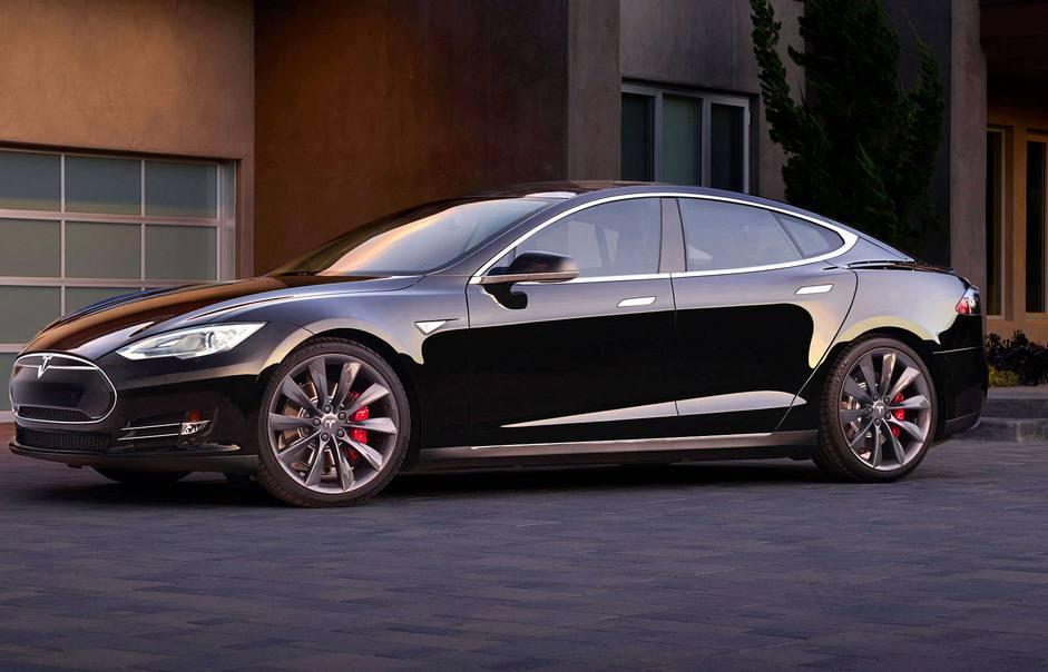Tesla Model S (fotó: Tesla)