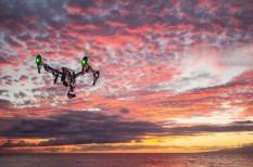 drón, házhozszállítás, jövő