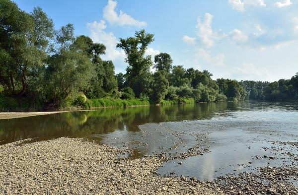 rossz helyzetben a folyók