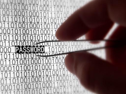 hacker jelszót halász az adatokból