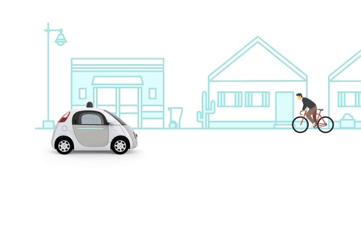 A Google szerint a világ. Benne a Bubble Car.