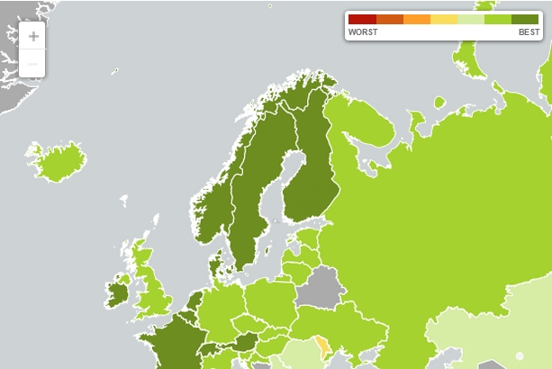 Hazánk a Human Capital Index-ben (fotó: WEF)
