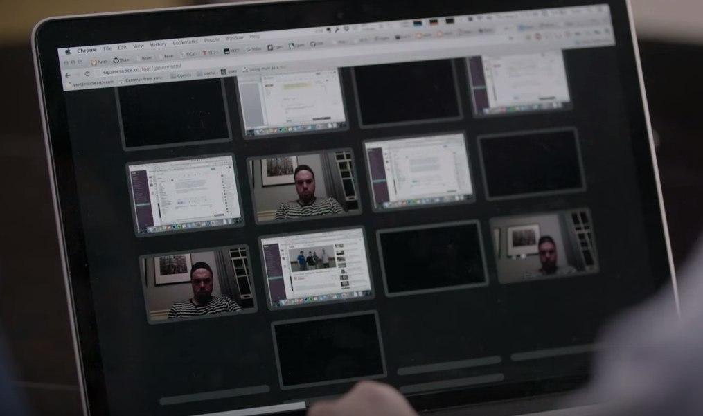 A Nagy Testvér figyel téged. Csak ma már hackernek hívják. (fotó: YouTube/Real Future)