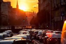 autó, dugó, élhető város, felmérés, közlekedés