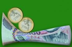 árfolyam, deviza, elemzés, forint, mélypont, valuta