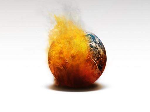 felmlegeszik a föld