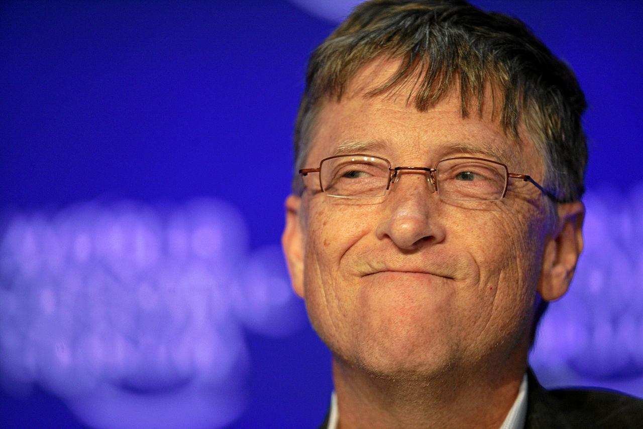 Bill Gates Kép:Wikimedia