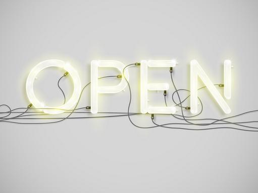 open neon jel