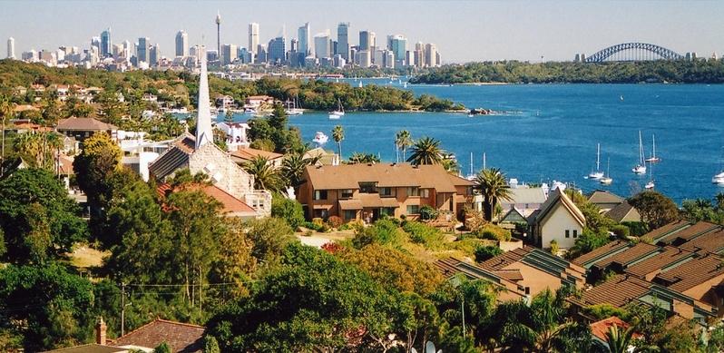 Ausztrália partmenti nagyvárosait is fenyegeti a tengerszintemelkedés. Az országnak kötelessége a klímapolitikai szerepvállalás. (fotó: freeimages.com)