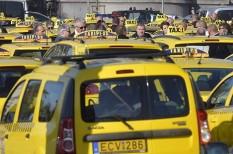 a megosztás gazdasága, applikáció, taxi vs. uber