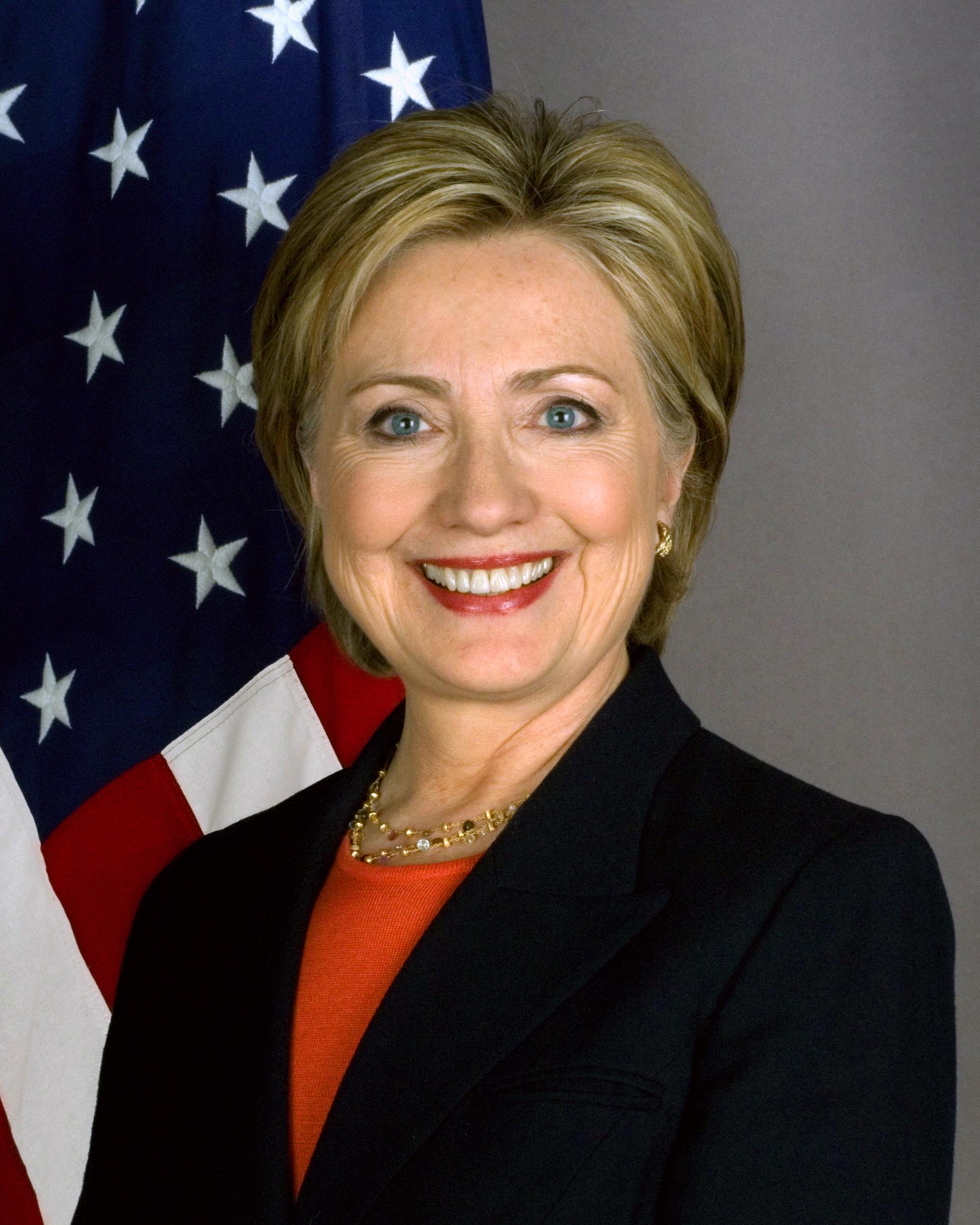Hillary Clinton külügyminisztersége idején (fotók: wikipedia)
