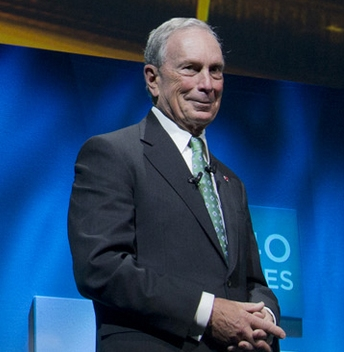 Michael Bloomberg (fotó: www.mikebloomberg.com)