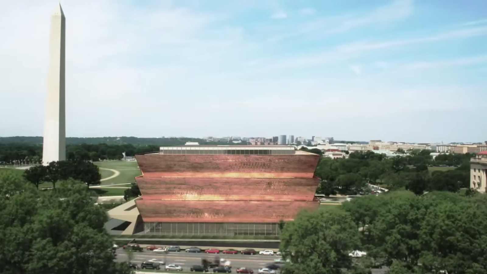 fotó: http://nmaahc.si.edu/Building
