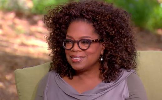 Oprah Winfrey (fotó: www.oprah.com)