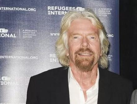 Richard Branson (fotó: Virgin)