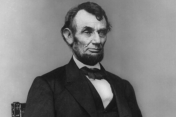 Abraham Lincoln Kép: americanhistory.si.edu
