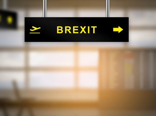 brexit arra - tábla
