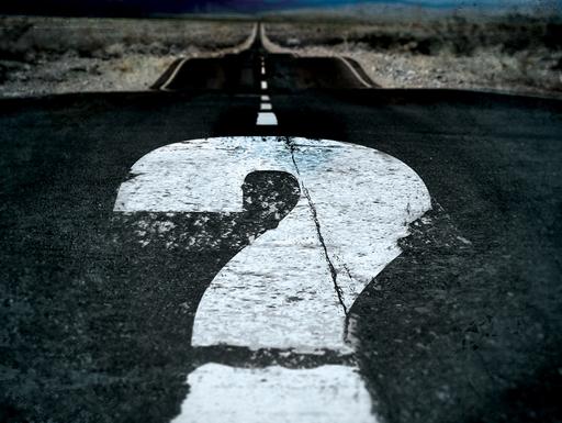 út a végtelenbe kérdőjellel