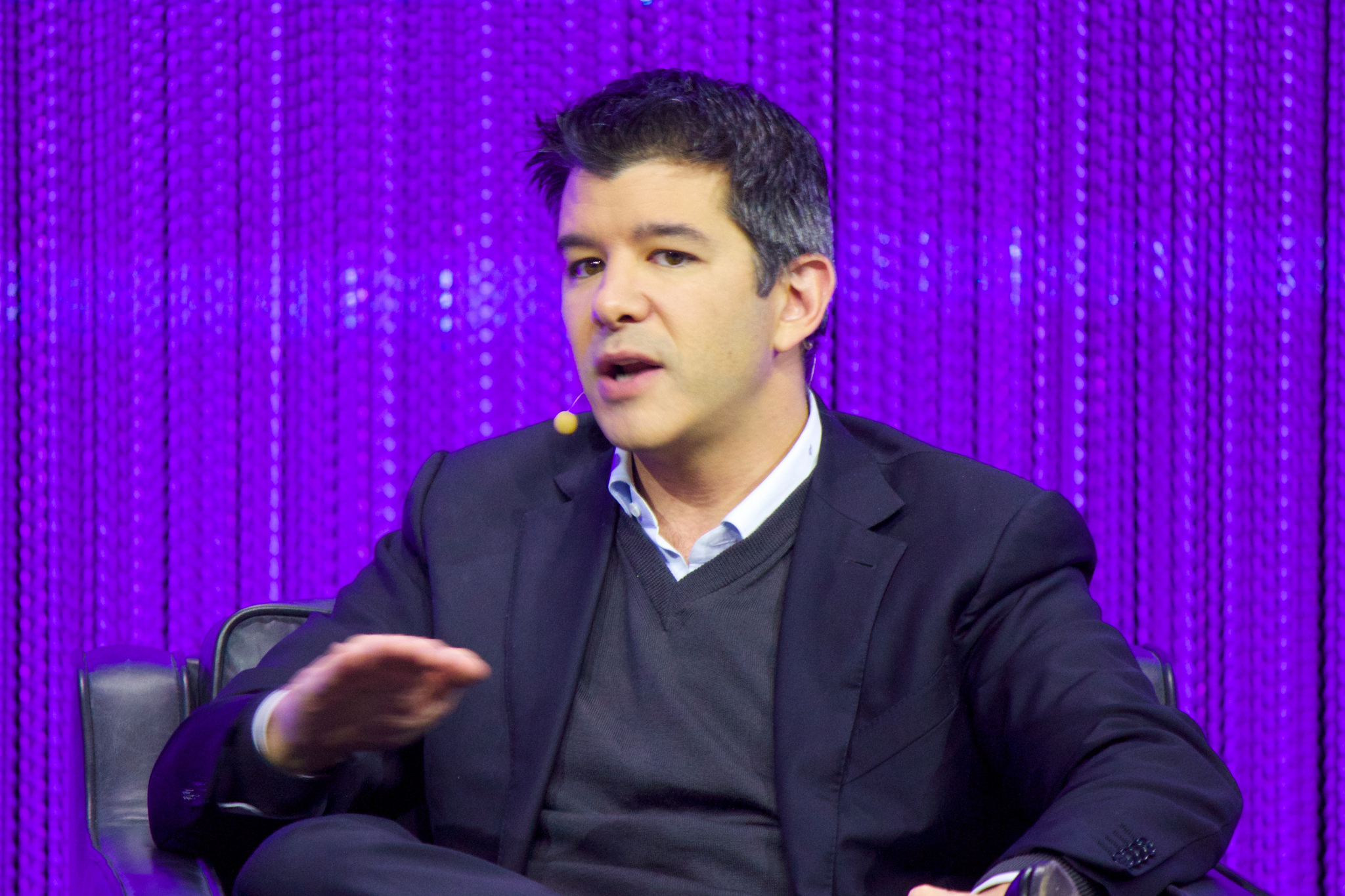 Travis Kalanick (fotó: flickr)