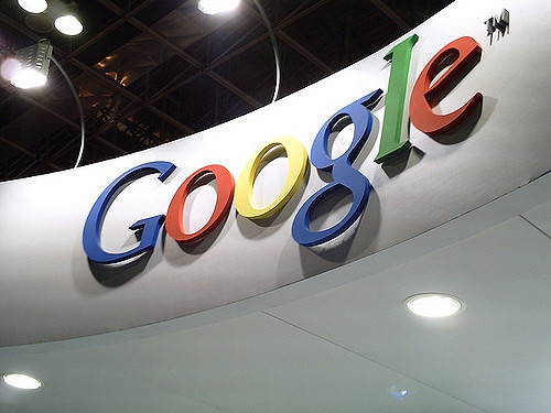 google logo falon