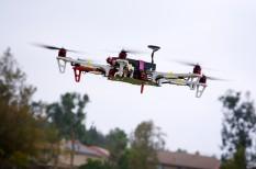 amazon, áruszállítás, drón, jövő, légiközlekedés, logisztika, szállítás, walmart