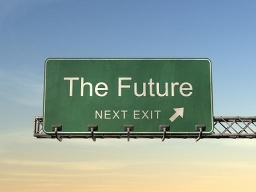 jövő arra - tábla