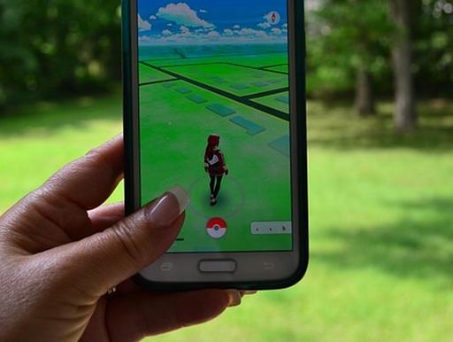 Pokémon Go játék