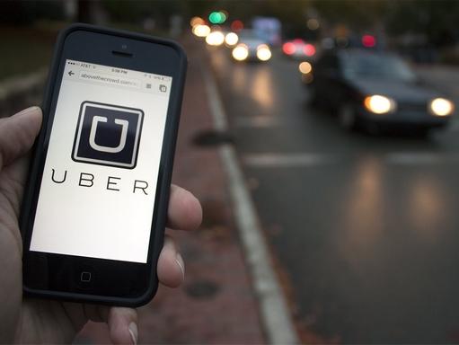 uber telefonon