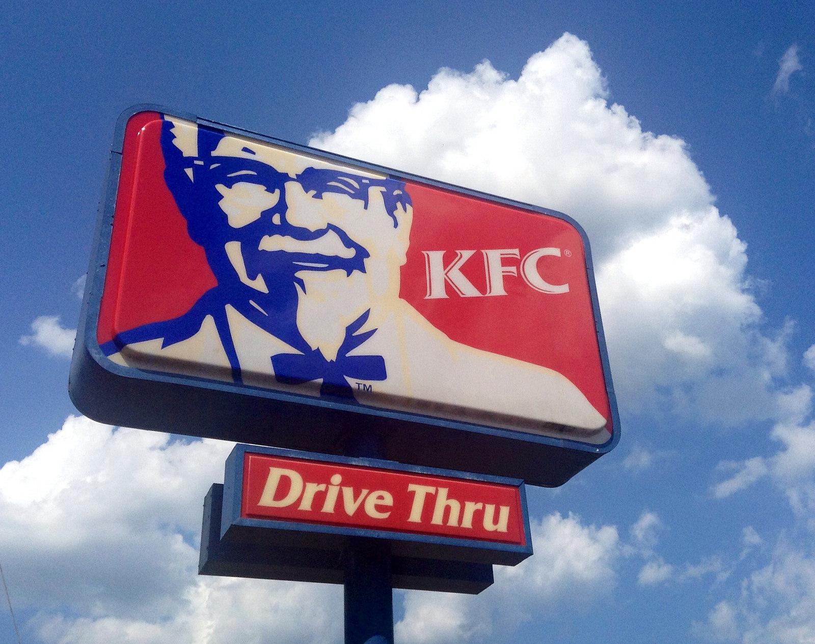 A logó én vagyok: Colonel Harland Sanders máig a KFC arca. (fotó: flickr)