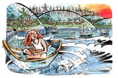éghajlatváltozás, hollywood, képregény, klímaváltozás, környezettudatos, prognózis