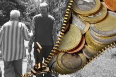állami támogatás, nyugdíj, szociális háló