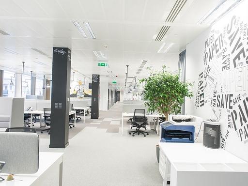 modern menő iroda