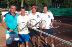 társasági sport, társasági tenisz