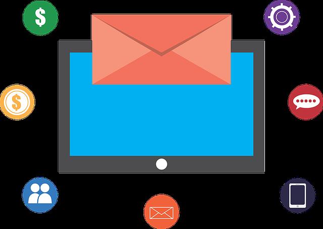 Milyen szabályok vonatkoznak a céges emailcímre? - Kép: Pixabay