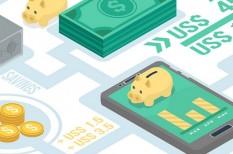 app, applikáció, bankfiók, fintech, innováció, jövő, mobilbank, pénzügyek, y generáció