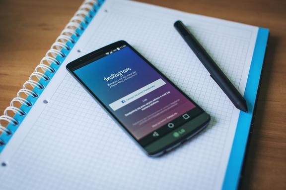 telefon instagrammal