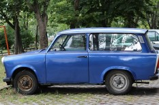 autó, használatutó, opel, Trabant