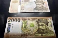 bankjegy, forint, készpénz, magyar nemzeti bank