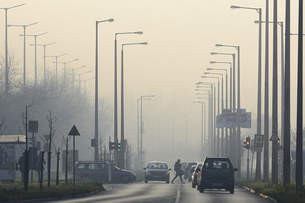 Ez nem Kína, hanem Magyarország - Kép: MTI