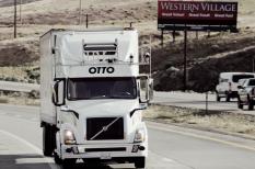 fuvarozás, logisztika, önvezető autó, uber