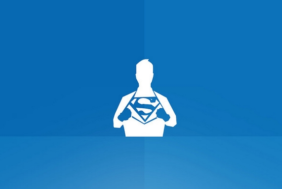 facebook superman