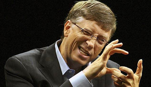 Gates alalapítványa is hatásbefektetésben nyomul. (fotó: flickr/claudio toledo)