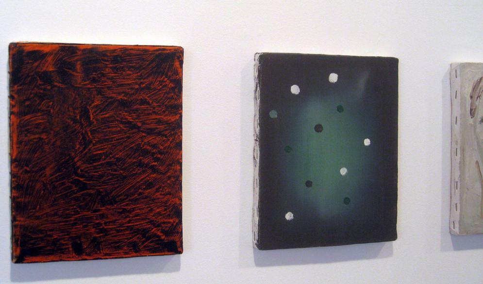 Ross Bleckner-kiállítás (fotó: flickr/bromirski)