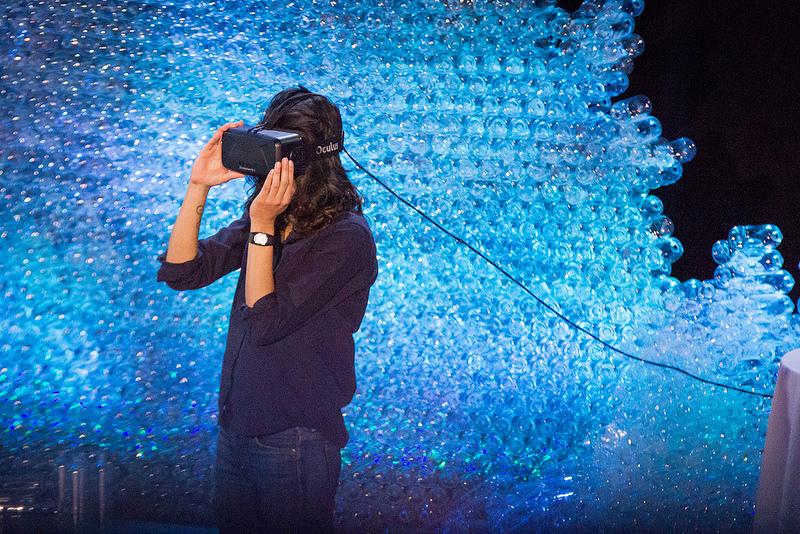 Ilyen VR-zombik leszünk (fotó: flickr/TED Conference)