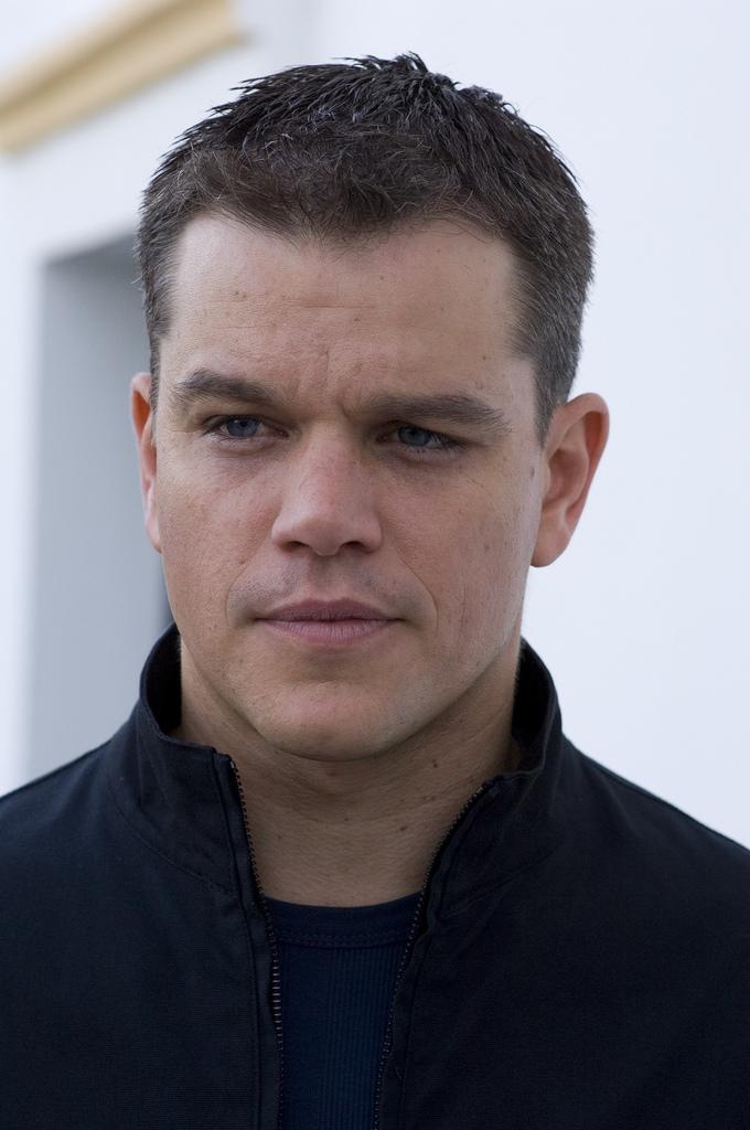 Matt Damon (fotó: save the children/flickr)