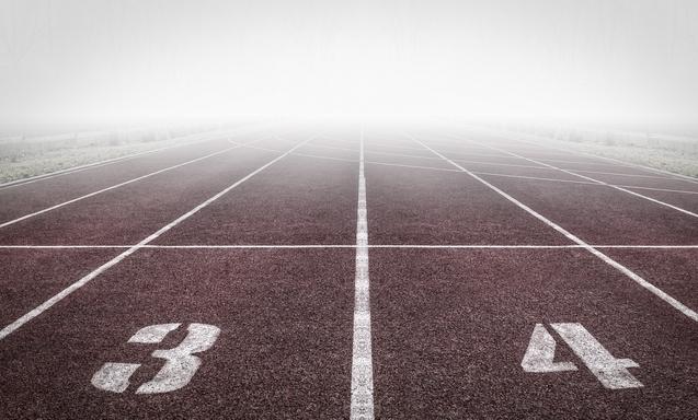 futópálya startmező